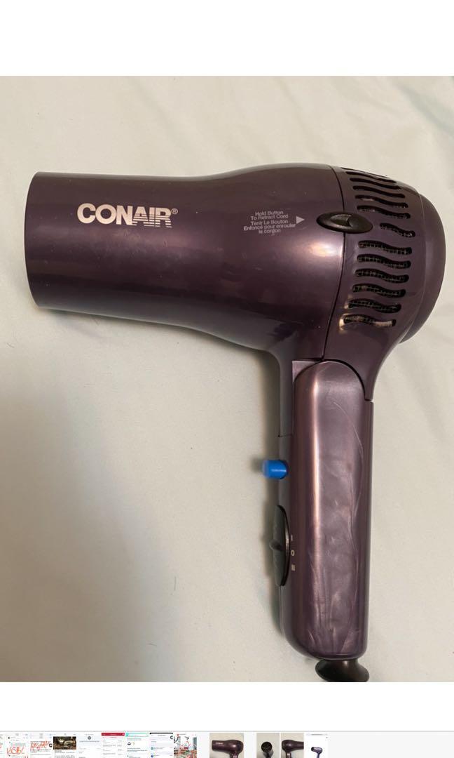 The Conair Cord Keeper Hair Dryer