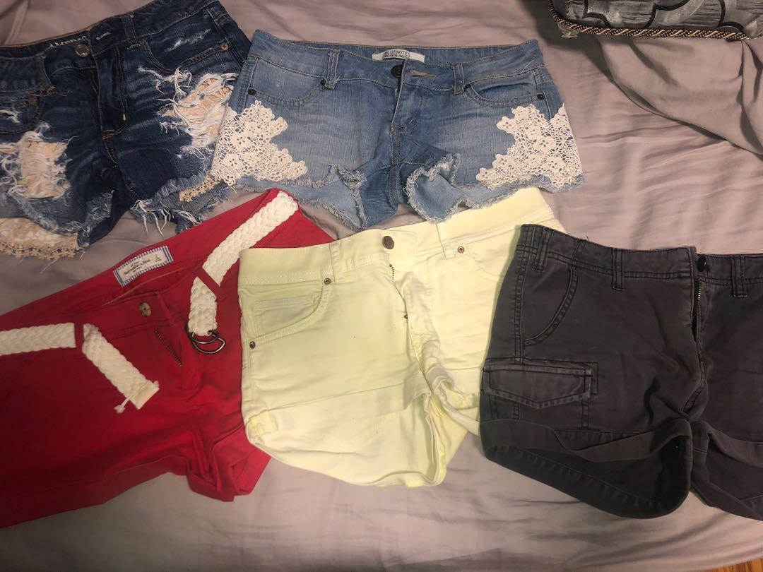 Variety shorts