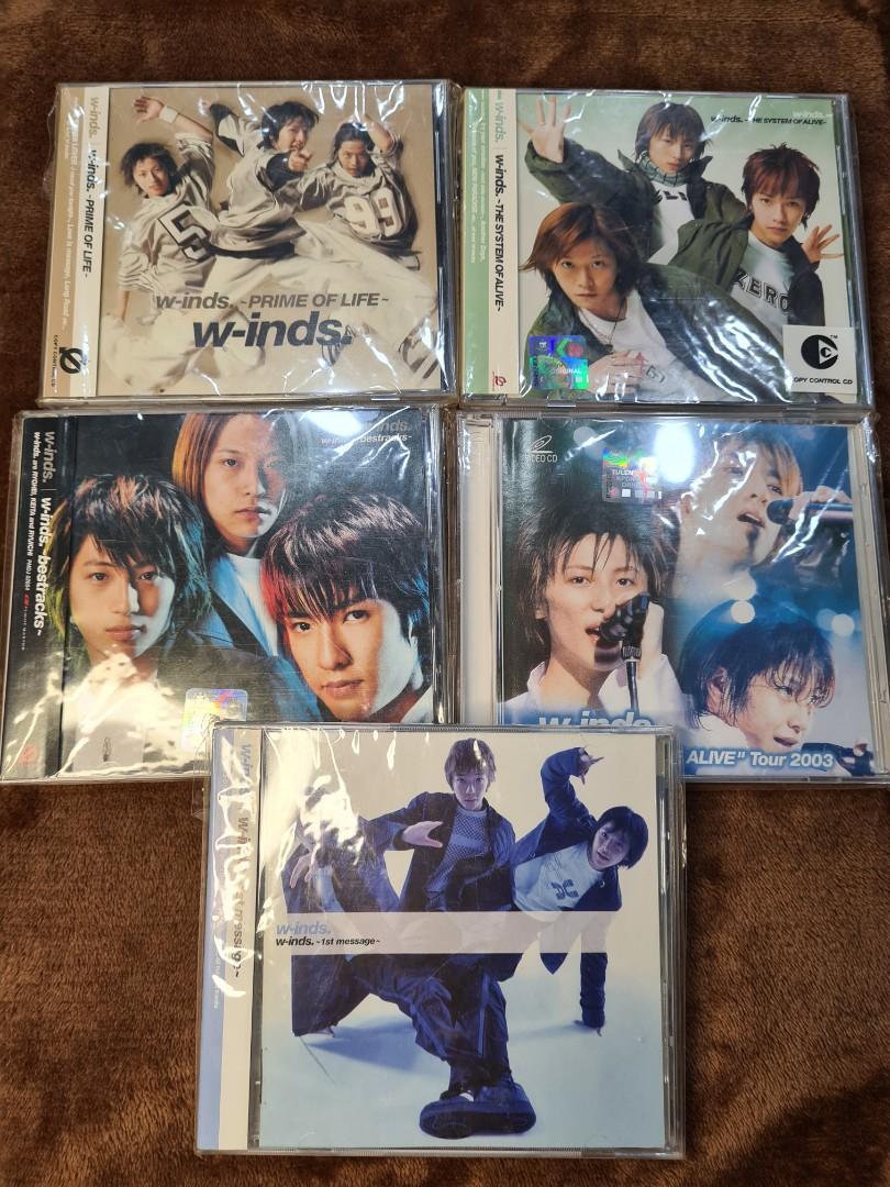 Winds cds