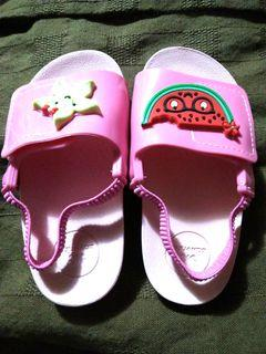 ZAXY.NINA MIMO SLIDE BABY水果寶貝 粉色巴西香香鞋