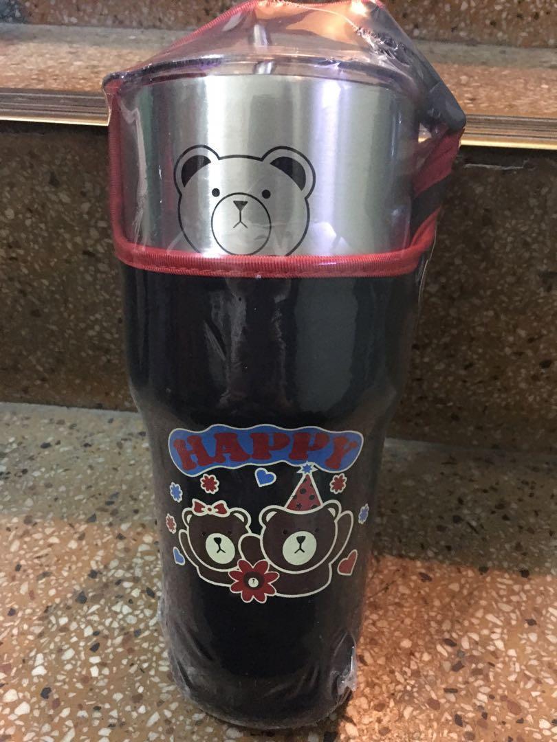 全新不鏽鋼小熊冰霸杯❗️
