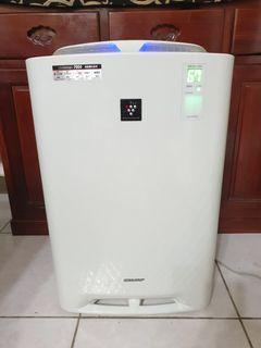 夏普空氣清淨機(加濕型)