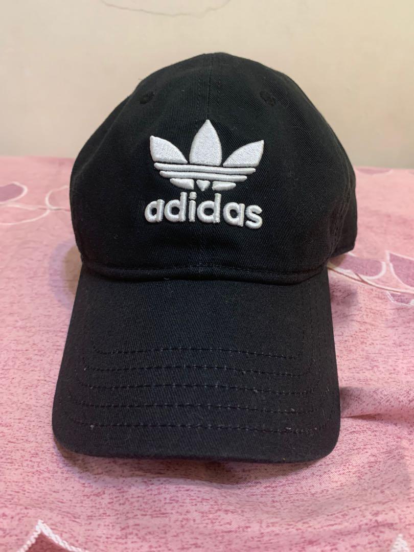 Adidas 三葉草老帽