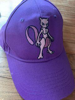(Brand New) Pokémon Mewtwo Original Cap (Not wornwd)