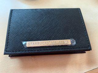 (Brand New) Starbucks Malaysia Card holder (sealed)