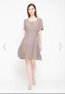 Chocochips - Zanetta Dress Choco