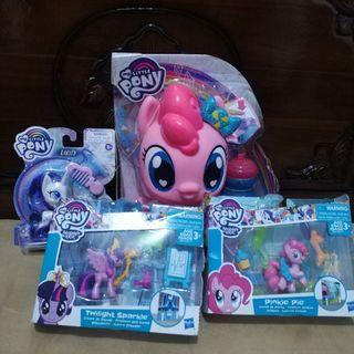 Figure dan boneka My Little Pony Original Hasbro