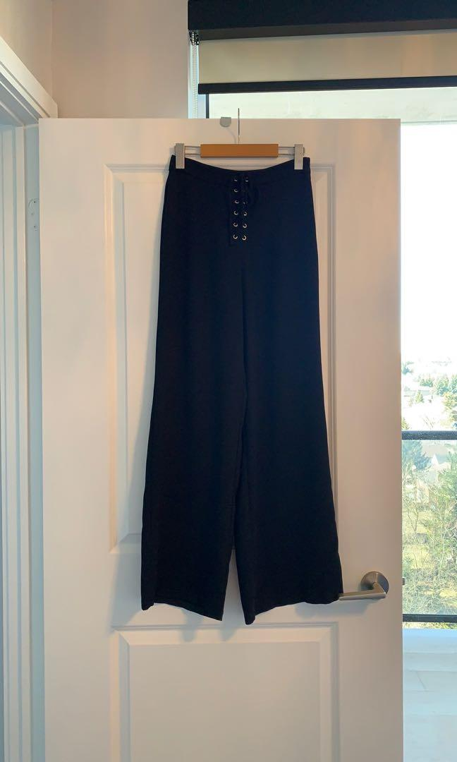 Forever 21 Wide Leg Pant