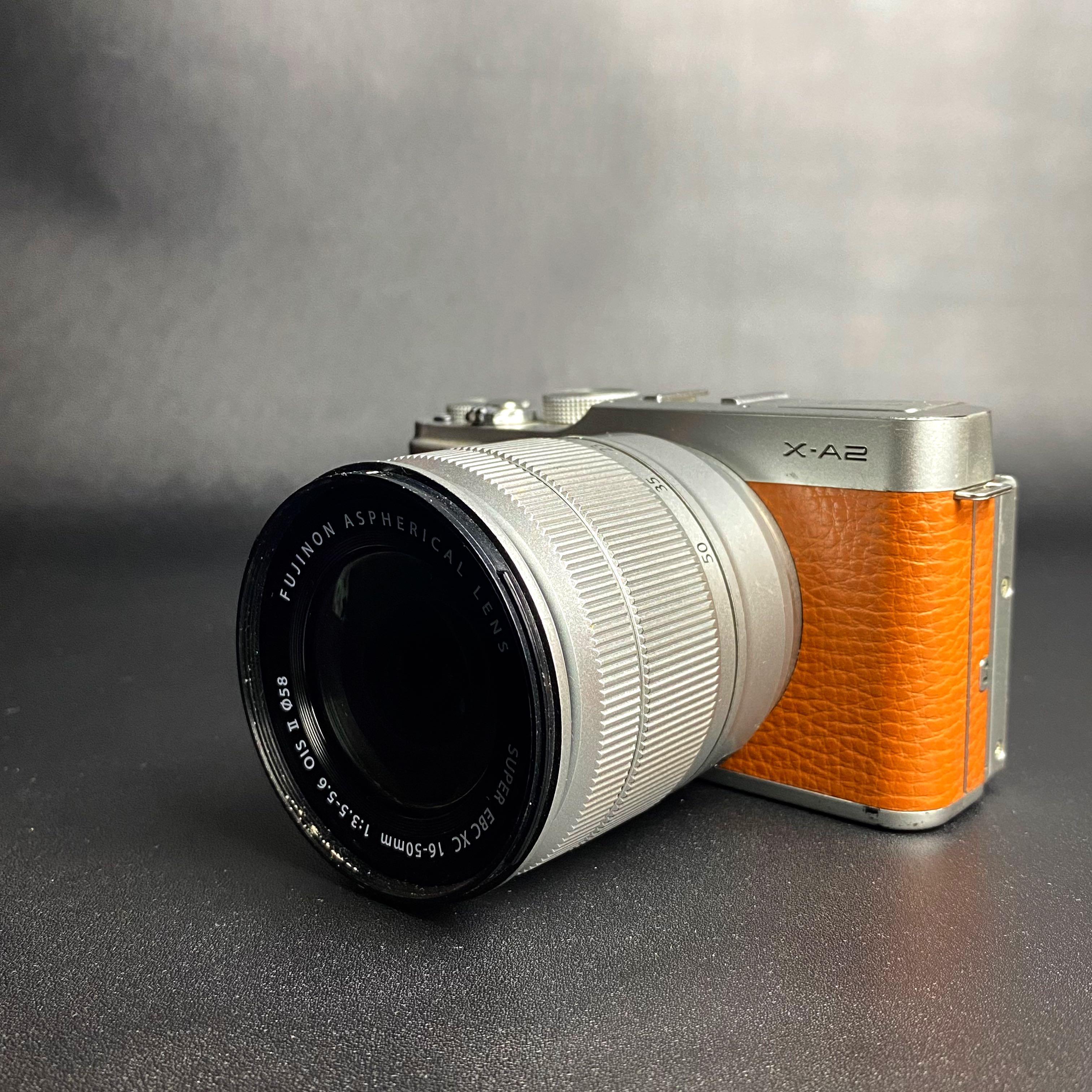 Fujifilm XA2 BROWN