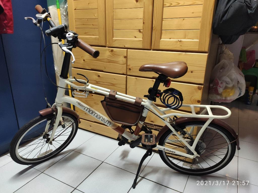 捷安特iNEED自行車