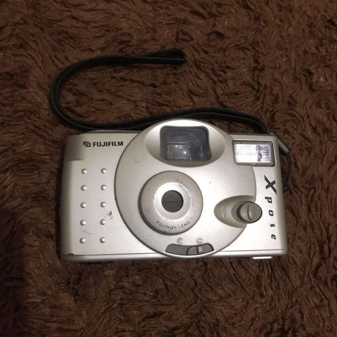 Kamera Analog (fujifilm xpose)