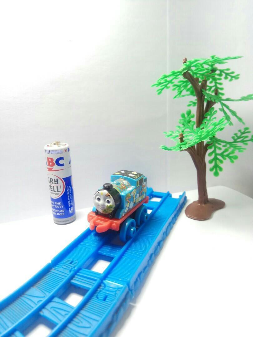 Kereta mini Thomas and friends mattel