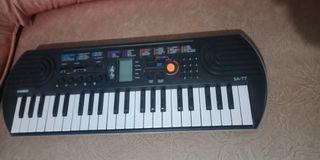 Keyboard Casio SA-77
