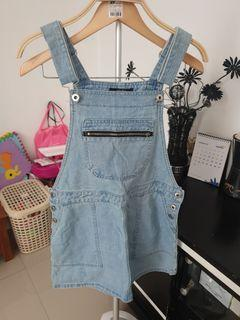 Forever 21 rompers jeans
