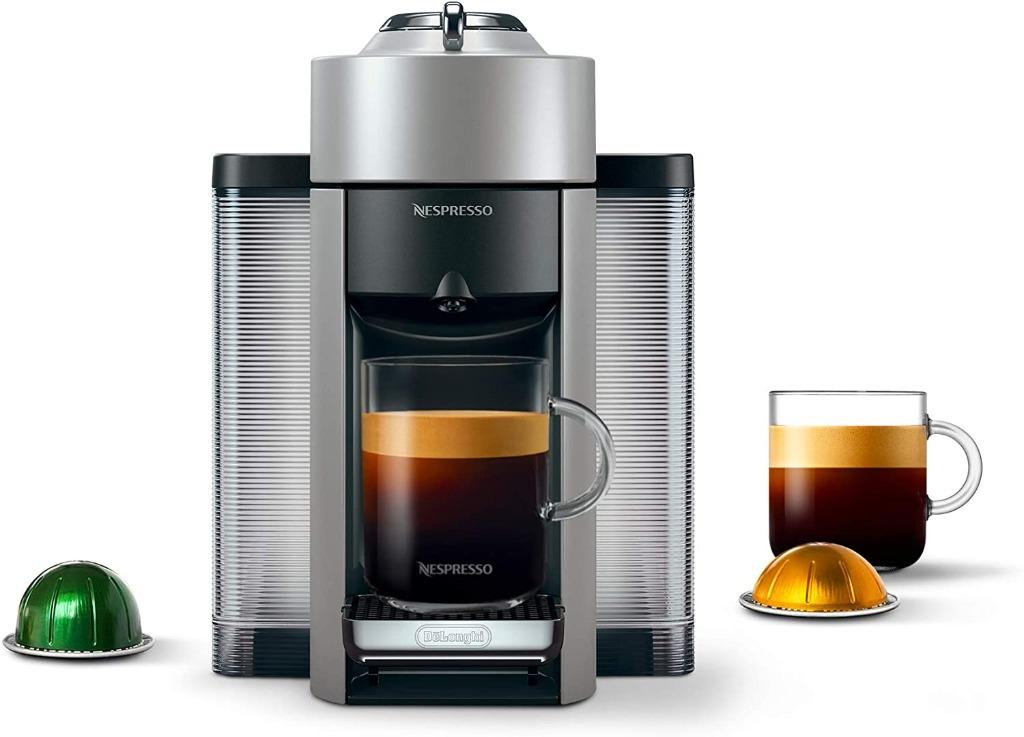 Nespresso Vertuo Evoluo Coffee Espresso Maker by De'Longhi