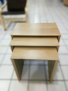 Nest of Table SULI