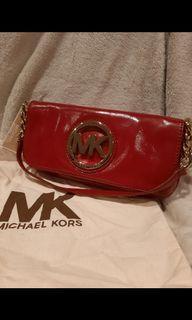 NEW Michael Kors Leather Mini Purse