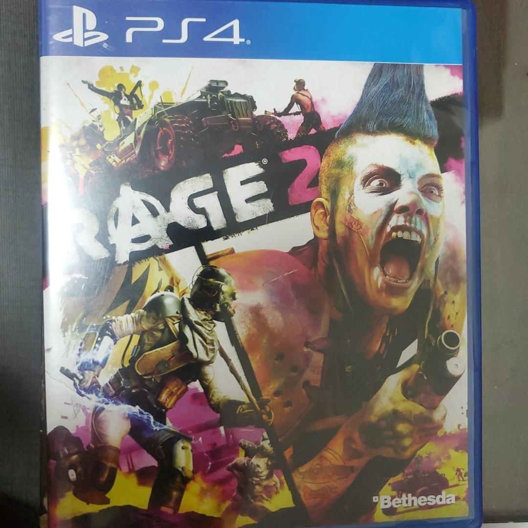 PS4 狂怒煉獄2