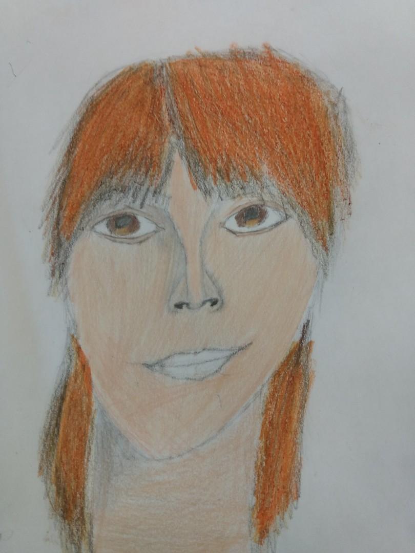 Random person drawing