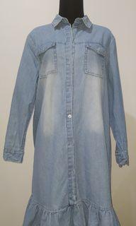 Tunic Jeans Denim