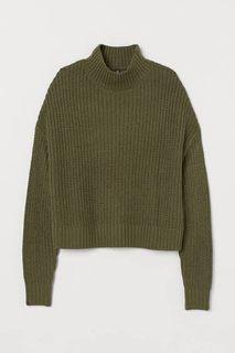 Turtleneck Sweater Knitwear H&M HnM