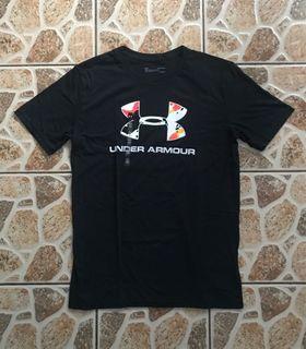 Under Armour Sports Logo Camo Shirt