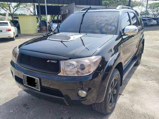 2009 Toyota Fortuner 2.7V