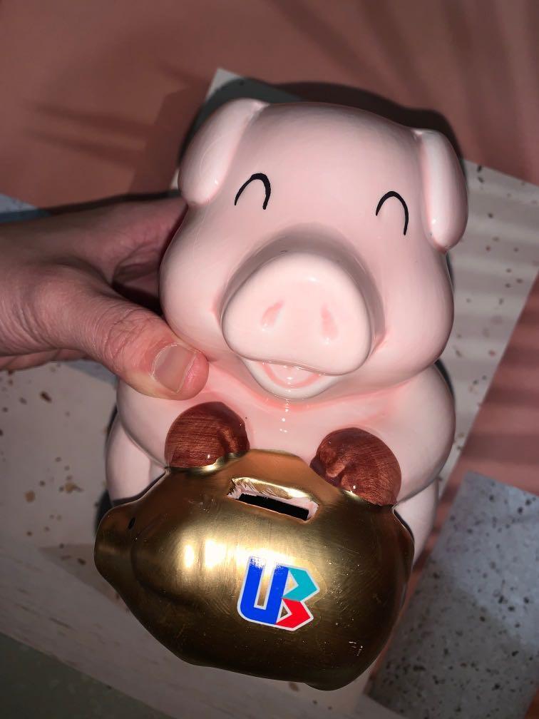 聯邦銀行存錢筒豬