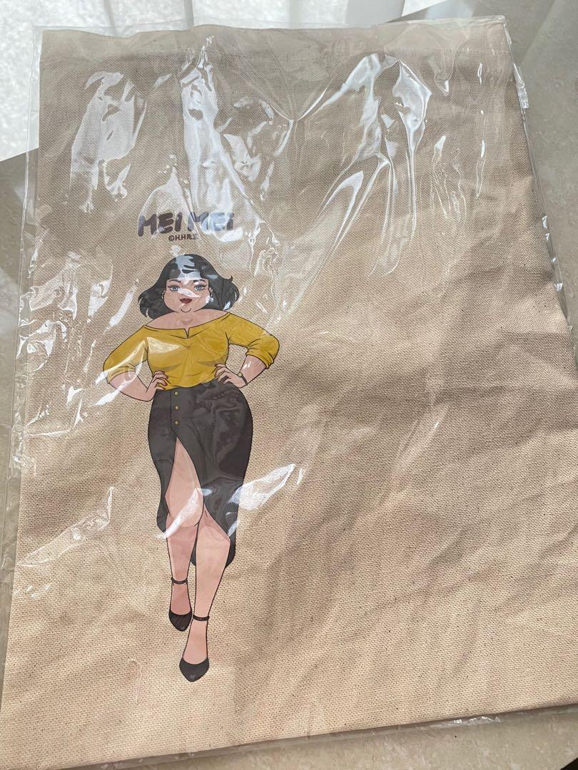全新 時尚女神說的算提袋