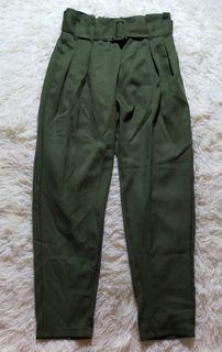 ❤️ Dark Green Pants