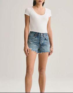 AGOLDE Parker Vintage Cut-off Shorts (24)