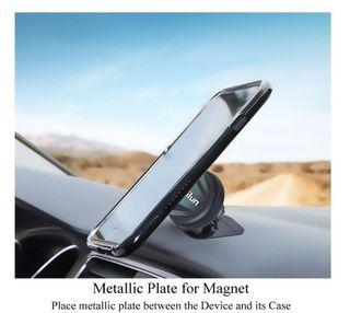 Ailun Car Phone Mount - Dashboard Magnetic Car Mount Holder for most phones