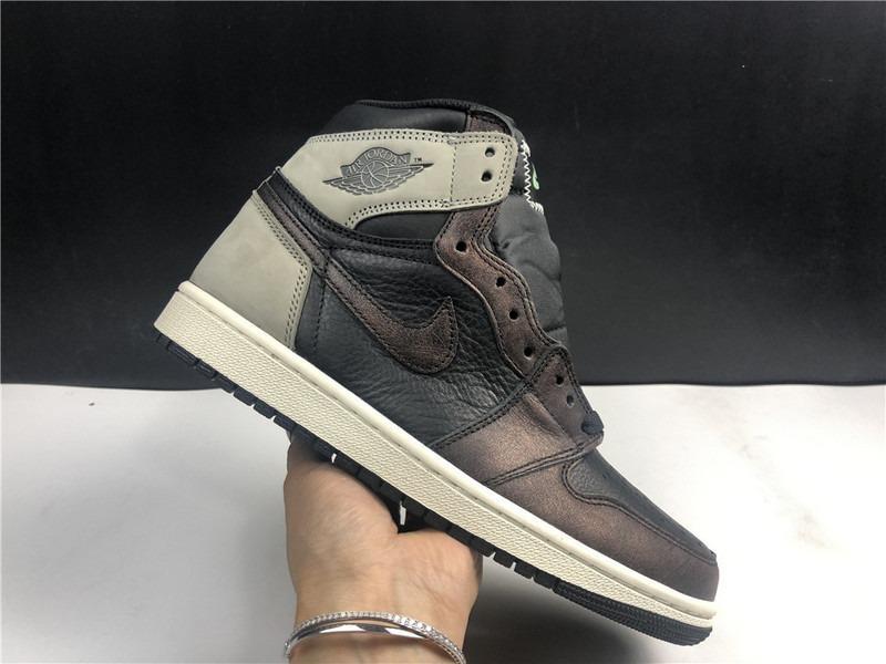 Air Jordan 1 High OG Patina Shoes 555088-033 Men Size EU40-47.5 Women Size EU36-39