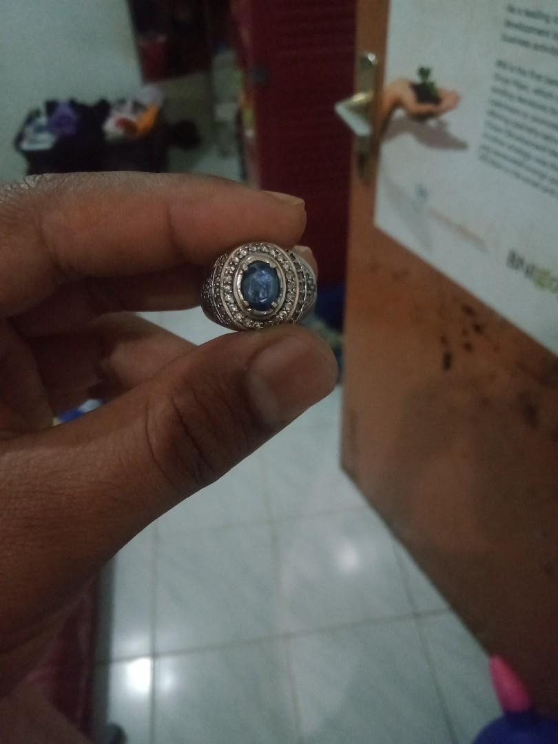 Batu blue safir Ceylon