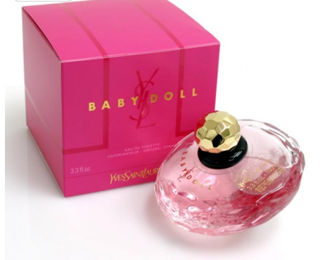 BNIB 7.5mL YSL Baby Doll