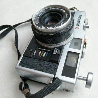 CANON二手底片相機