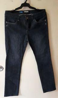 Denim jeans black s31