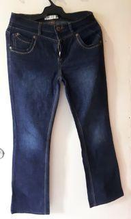 Flare denim jeans s31