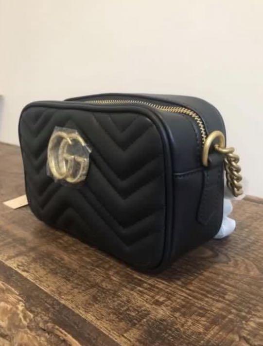 Gorgeous GG Mini Marmont Side Bag