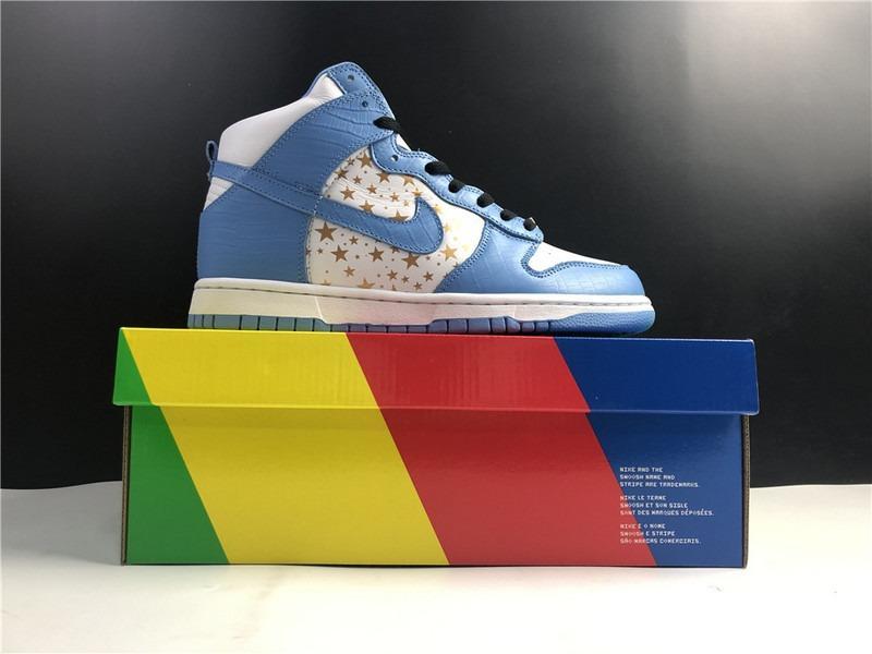 Nike SB Dunk High PRO SUP Shoes 307385-141 Men Size EU40-47.5 Women Size EU36-39