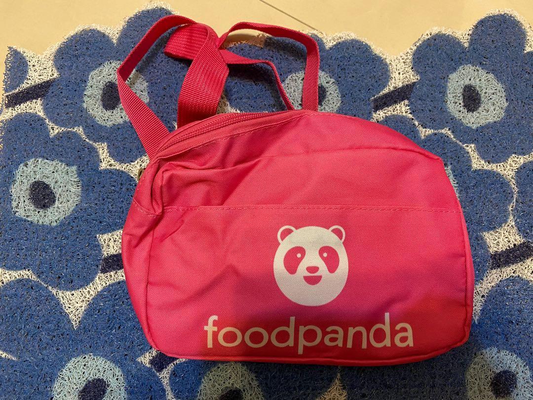 panda & uber小型斜背袋