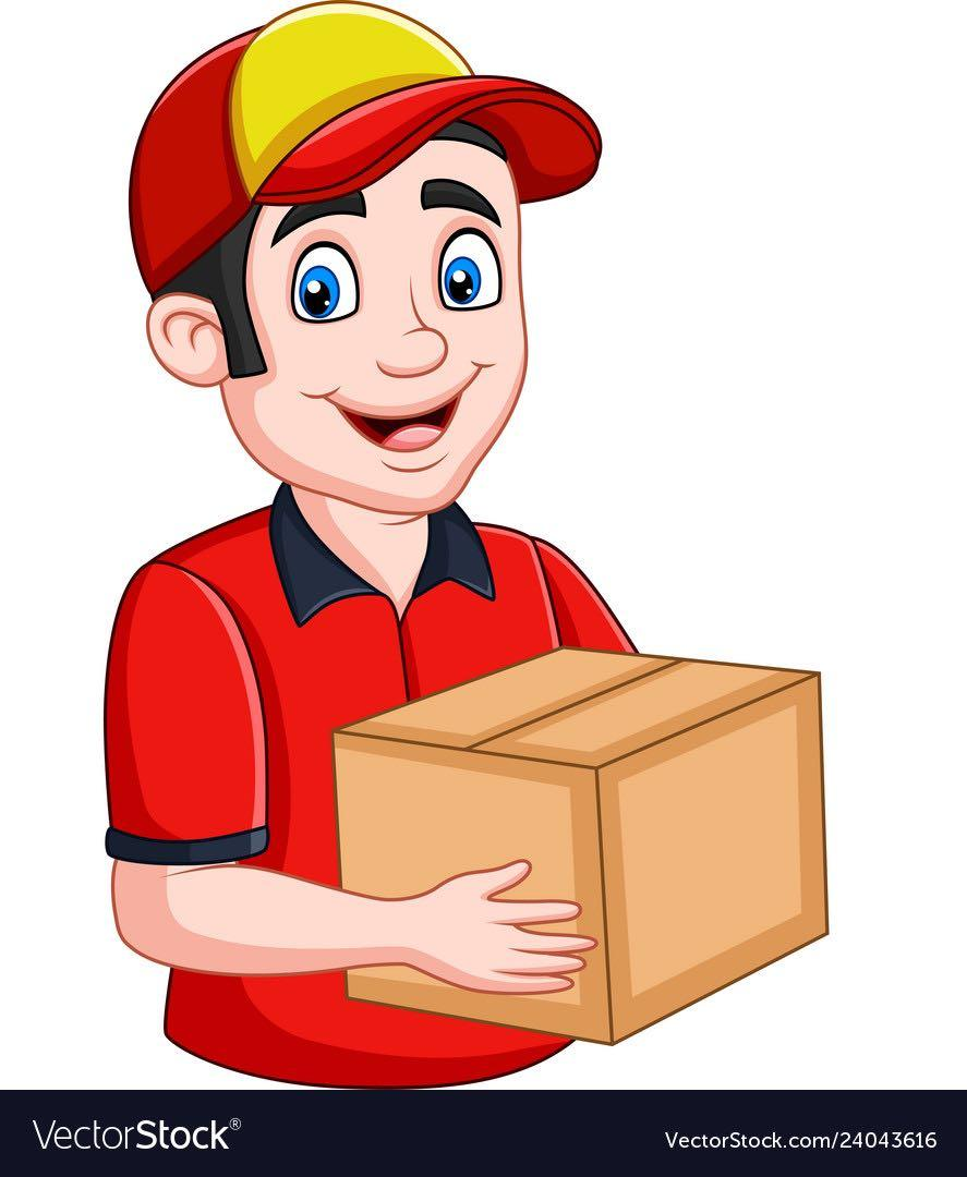 Parcel Delivery Driver work only for 3-4hrs/ day