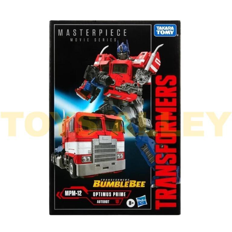 [Preorder] Transformers Movie Masterpiece MPM-12 Optimus Prime - Bumblebee -
