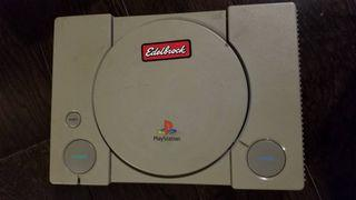 Softmodded PS1 PLAYSTATION 1