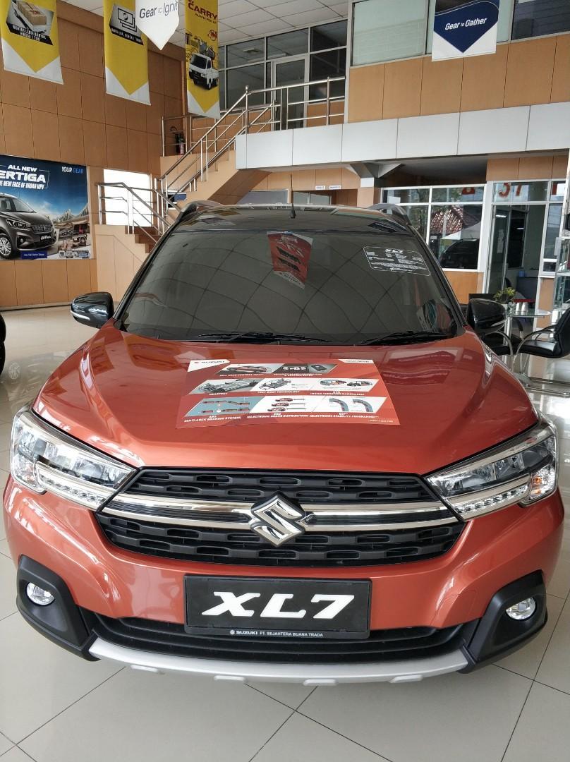 Suzuki XL - 7