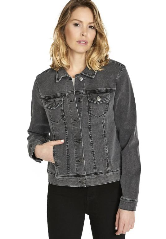 Women's Mia Denim Jacket (Size M)