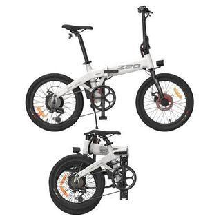 Xiaomi HIMO Z20 Sepeda Lipat Listrik Elektrik Bicycle BONUS Sepeda Airwalk