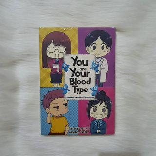 (Bahasa) You are Your Blood Type by Toshitaka Nomi & Alexander Besher