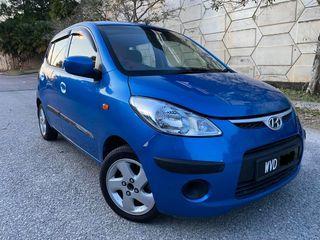 2011 Hyundai i10 Auto