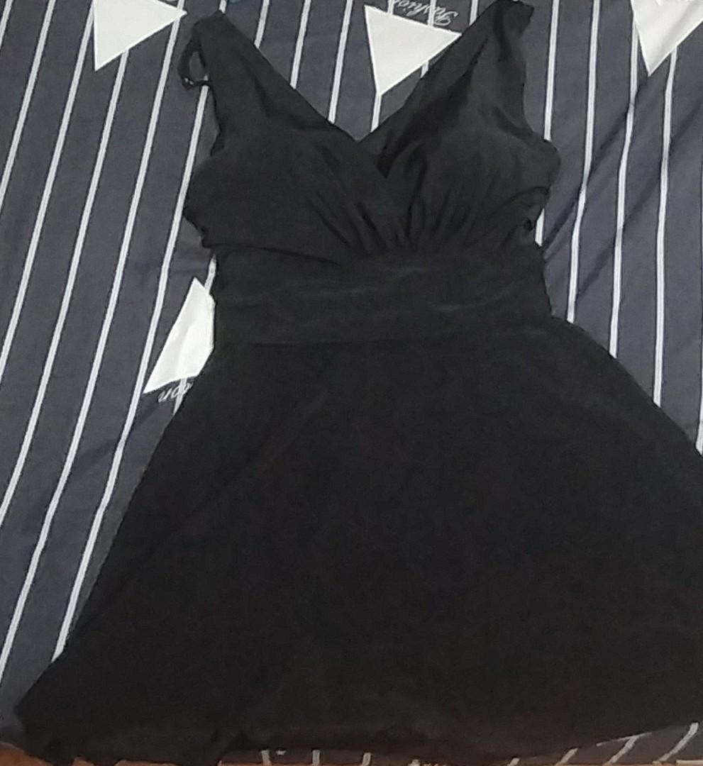 神秘者的泳衣,尺寸2XL附泳帽